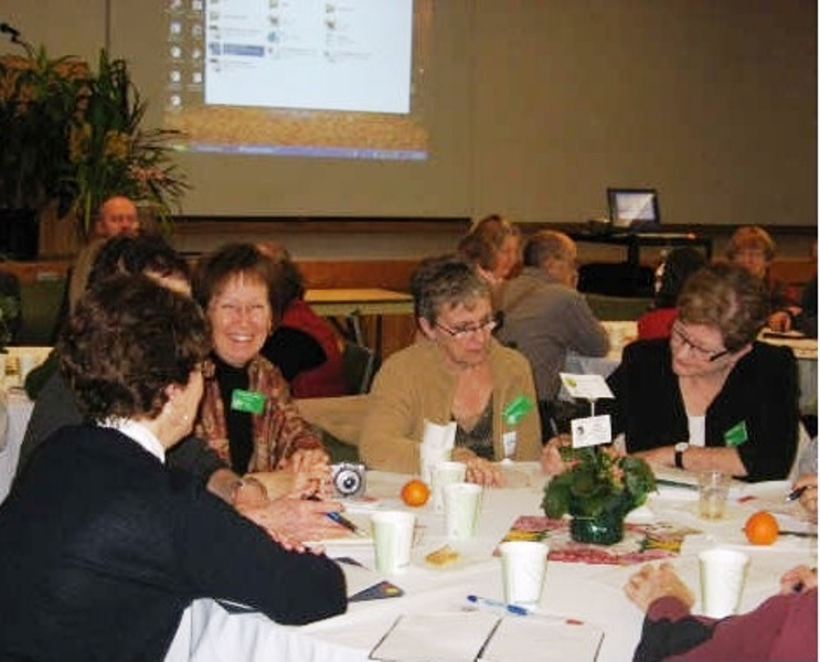 Education Page - Halton Master Gardeners at the Toronto MG's Technical Update