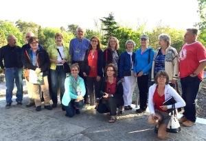 CK - Halton MG visit to RBG Rock Garden - June 1st 2016
